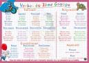 Verbes 3eme. groupe